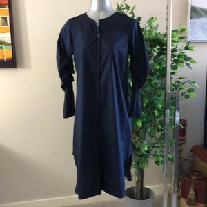 NWT: Humility brand shirt dress Vintage style size 8 made in Italy